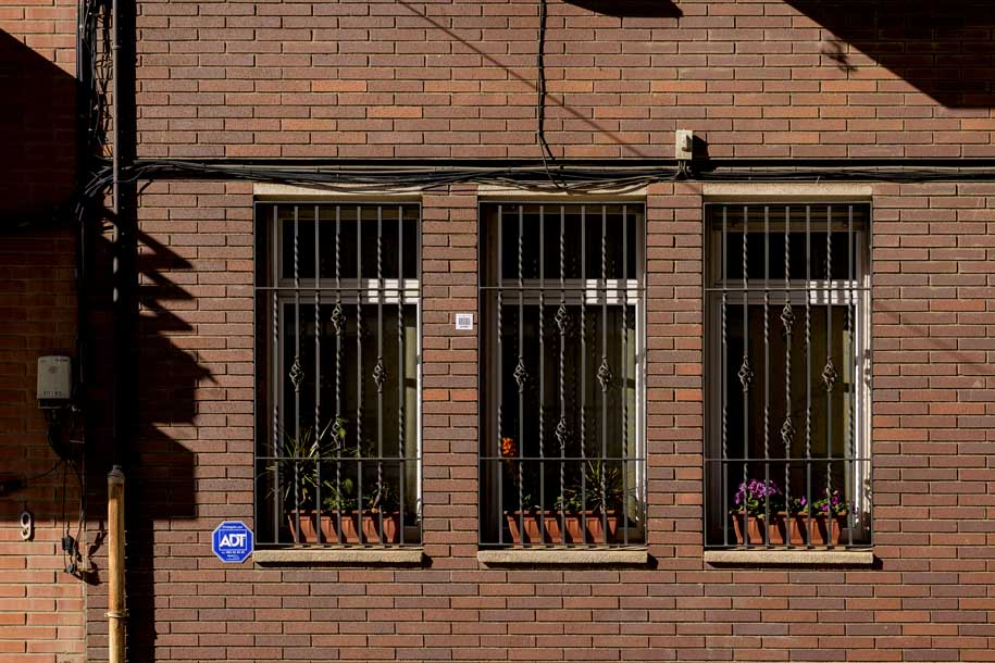 'Secured Windows' (Apr 2017) - Barcelona, Spain