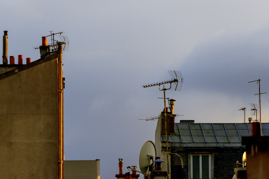'Rooftops' (Jun 2014) - Paris, France
