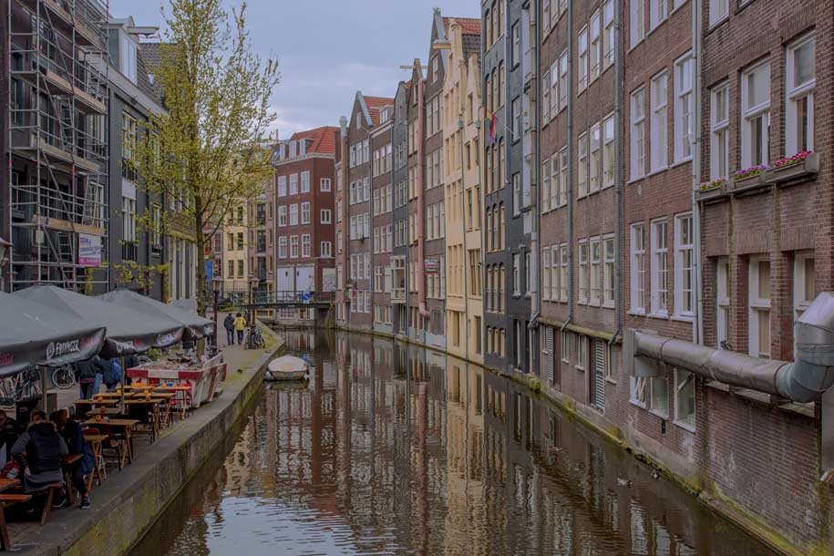 'Canal Houses' (Apr 2017) - Amsterdam, Netherlands